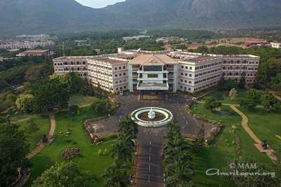 AIMS Hospital and one of Amrita University Campuses