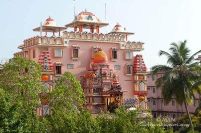 Amritapuri temple