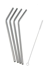 Stainless Steel Straws from Amazon.com