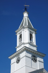 Haydenville_Congregational_Church_steeple_-_Haydenville,_MA_-_DSC07928