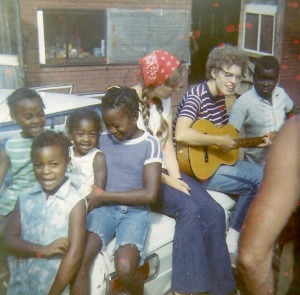 Singing with Kids