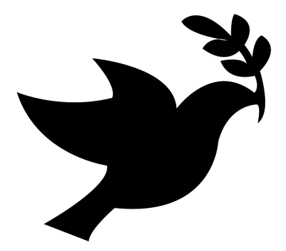 black_peace_dove-svg