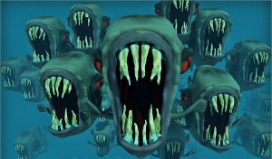 piranhas-123287_1920