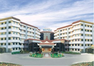 Amrita Institute of Medical Sciences (AIMS)